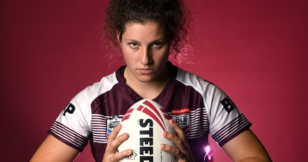 9 Burleigh Bears Women have been selected for State of Origin Teams!