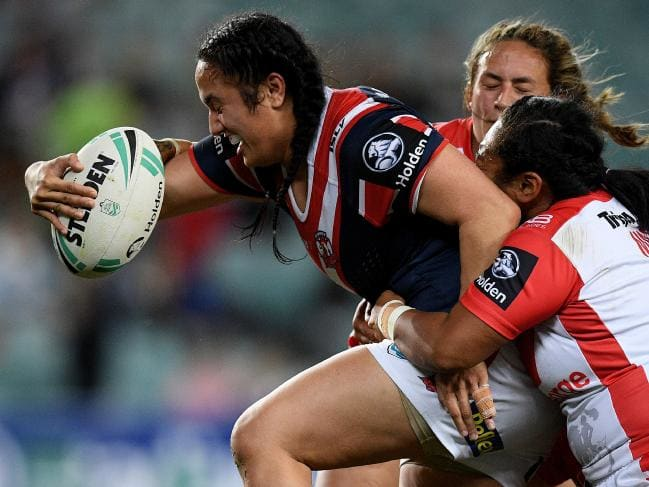 Brisbane Broncos recruit Tazmin Gray and being a fly-in, fly-out player in the NRLW